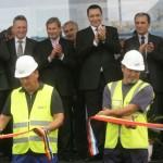Дунав мост 2 беше открит 13 г. след договора между София и Букурещ