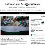 Ню Йорк таймс: Най-кратката банкова криза в историята
