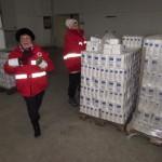 Хранителните помощи се отлагат за неопределено време
